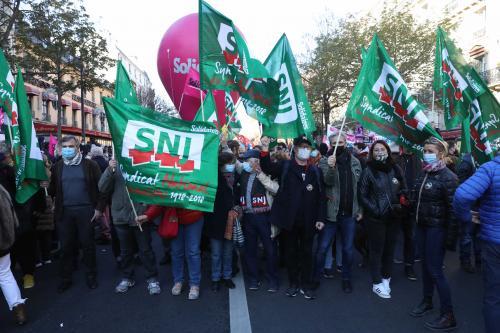 Paris. Marche des Libertés 281120. Photo Maël L. Nicolas